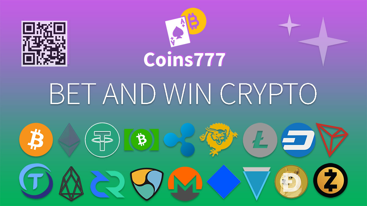 Bet and Win Crypto Coins
