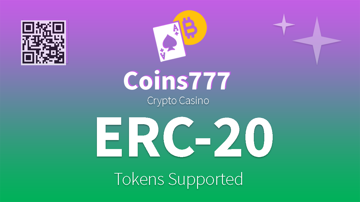ERC-20 Tokens now Supported for Deposits and Withdrawals